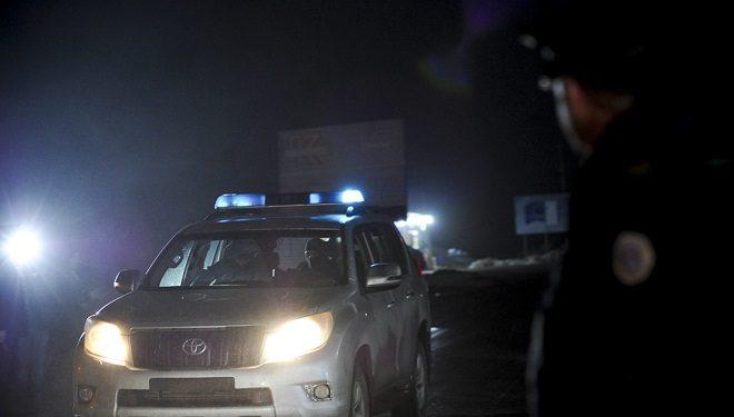Policia e Kosovës me aksion në Vushtrri