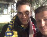O'Connell rikthehet në Prishtinë, me fanellë të Kosovës flet pas ndeshjes me Anglinë