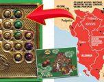 """""""Shokohen"""" serbët: Blejnë çokollatat, kur i hapin u del harta e """"Shqipërisë së Madhe"""""""