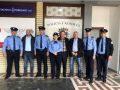 Hapet zyra e Policisë në stacionin e autobusëve në Pejë