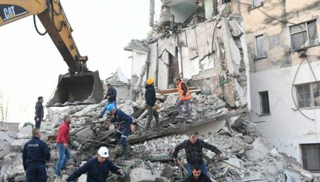 Konfirmohen zyrtarisht 51 viktima nga tërmeti në Shqipëri