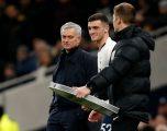 Mourinho tregon se përse i dha topin e ndeshjes talentit të Tottenhamit