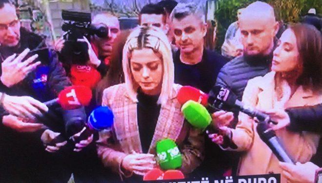 Bebe Rexha nga Bubqi: E di që jemi të fortë, jemi djemtë dhe vajzat e Nënë Terezës