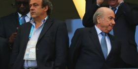 Merret vendimi nga FIFA, Blatterin dhe Platinin do t'i padisë