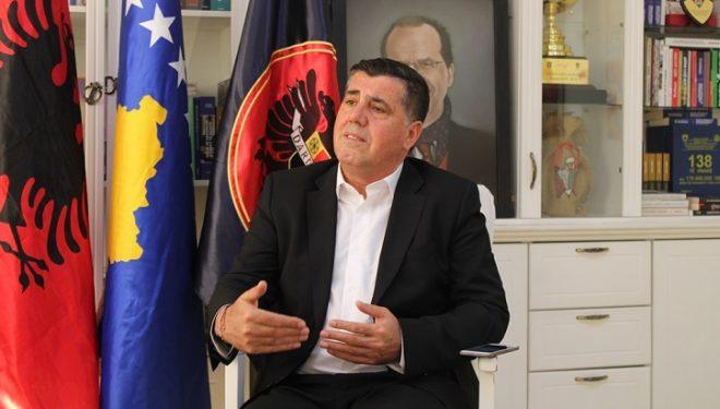 Haziri thotë se LDK e VV janë marrë vesh që autostrada e Dukagjinit të mos ndërtohet