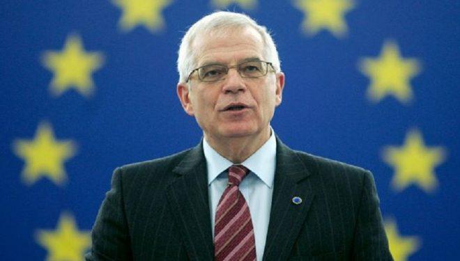 Borrell: BE s'mund të konsiderohet forcë gjeopolitike nëse nuk e stabilizon Ballkanin