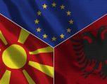 E thotë Rute se Shqipëria nuk është gati për hapjen e bisedimeve me BE-në, ndërsa Maqedonia e Veriut është më afër