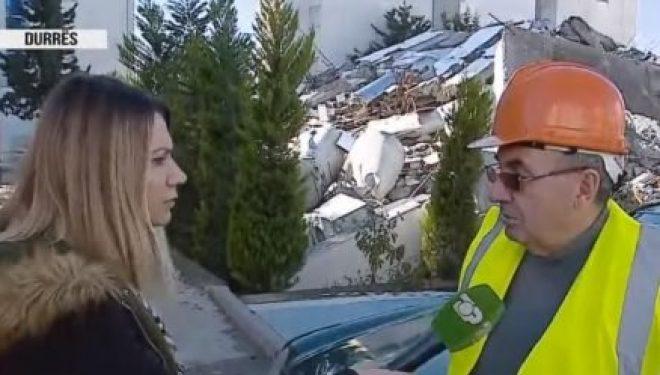 Drejtori i Institutit të Ndërtimit: Kemi ekspertë të huaj në terren, deri më tani 27 banesa do të prishen