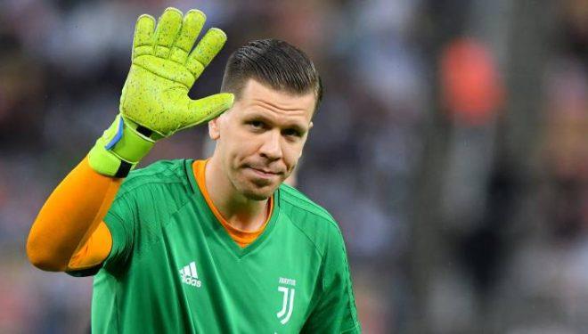 Afër rinovimit të kontratës në mes të Juventusit dhe Szczesny't