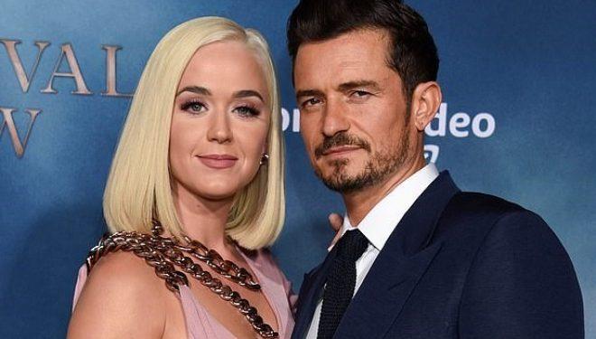 Katy Perry pauzon planet per martesë