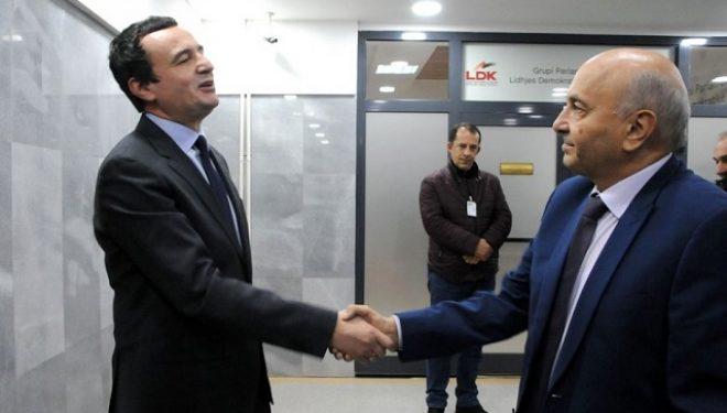 Zbulohet letra e VV'së: E refuzojnë kërkesën e LDK'së për largimin e kryeparlamentarit Konjufca