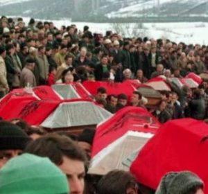 Zyberaj këshilltari i Pacollit: Ja identitetet e paramilitarëve serbë që kanë kryer masakra në Reçak