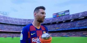 Messi në bisedime me Barçën: Kontratë e re deri më 2023 dhe pa rritje page