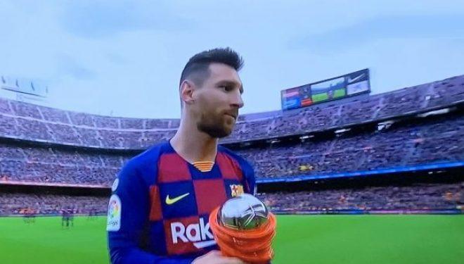 """""""Nuk mund ta imagjinoj Barcelonën pa Messin"""