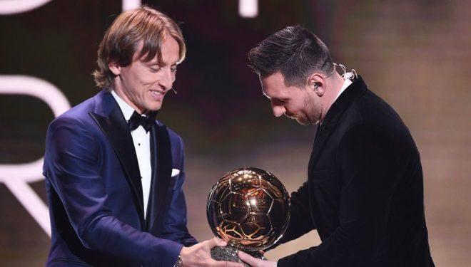 Leksion Messit dhe Ronaldos