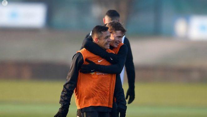 Buzëqesh Conte, rikthehen të dëmtuarit, Interi i plotë ndaj Napolit!
