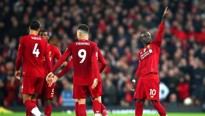 Mane dhe VAR-i ndëshkojnë Wolves, Liverpooli merr fitoren e 18-të