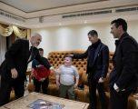 Rama: Buffon, Juventusi është si fe në Shqipëri dhe ti je si Papa
