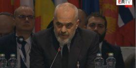 Rama: Hap historik për Shqipërinë marrja e Presidencës së OSBE-së