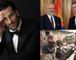 Tenori Ramë Lahaj: Zot ruje Shypnin prej shartimit t'kti soji si Edi Rama, që e paditi Ramush Haradinajn