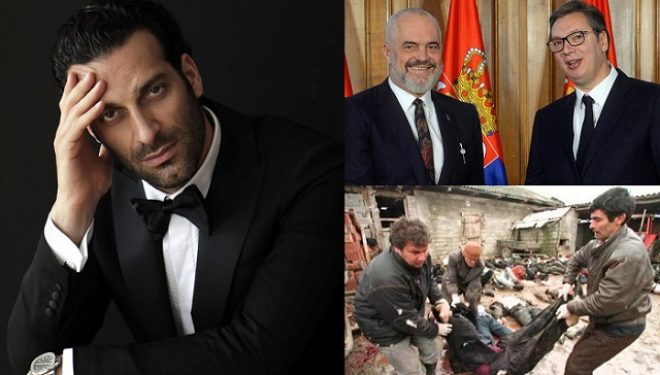 Ramë Lahaj – Ramës: Ti 'kryeministri im', respektove mikun tënd, e vrasësin tim