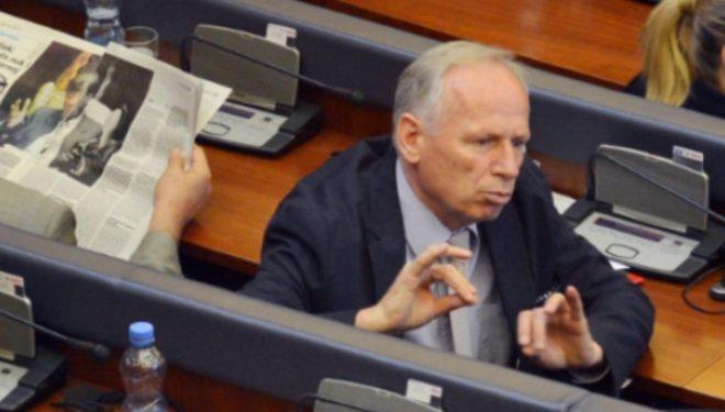 Fatmir Rexhepi deputeti i LDK-së nga Gjilani është kundër rrëzimit të Qeverisë Kurti!