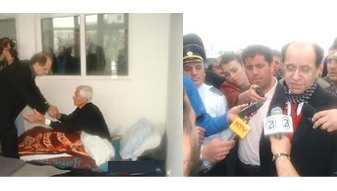 Si i ngushëlloi presidenti Rugova qytetarët e Gjilanit që pësuan nga tërmeti i vitit 2002?