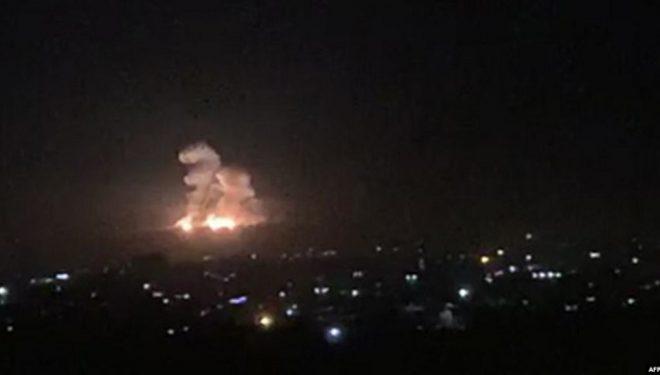 Sulm ajror në Siri, 18 të vdekur dyshohet se sulmin e ka kryer qeveria ruse dhe ajo siriane