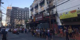 6.8 tërmeti sapo goditi Filipinet
