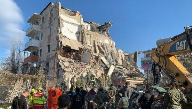 Pas tërmetit në Shqipëri  6500 persona në çadra, 525 pallate të dëmtuara
