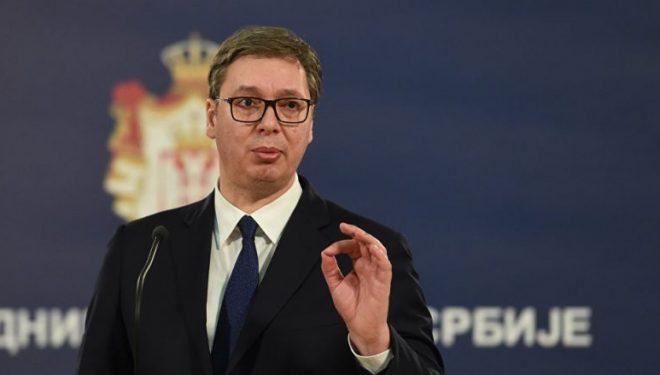 Vuçiq paralajmëron vazhdimin e dialogut, thotë se shqiptarët e serbët duhet të kenë raporte të mira