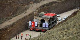 Xhamia 609-vjeçare zhvendoset, veprim i rralë në Turqi