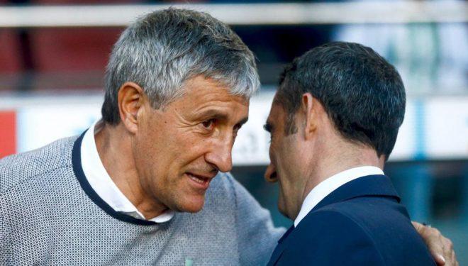 Shkon Valverde vjen Quique Setien trajner i ri i Barcelonës