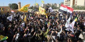 Goditet me raketa ambasada e ShBA në Bagdad