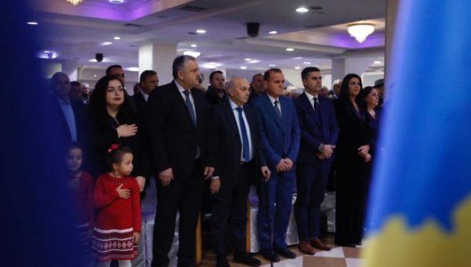 LDK publikon album për të treguar se Vjosa Osmani e Agim Veliu qëndrojnë krah njëri – tjetrit