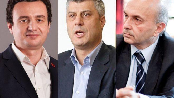 Komploti i marrëveshjes për bashkëqeverisje me Vetëvendosjen e mban mbishkrimin e Presidentit Thaçi