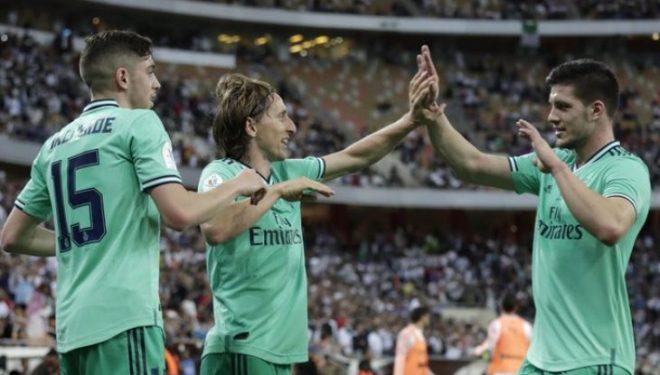 Reali mposht Valencian dhe bëhet finalisti i parë i Superkupës