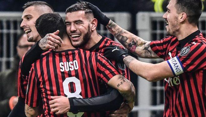 Po rikthehet Milani i madh, fitore në 'frymën e fundit'. -7 nga Champions