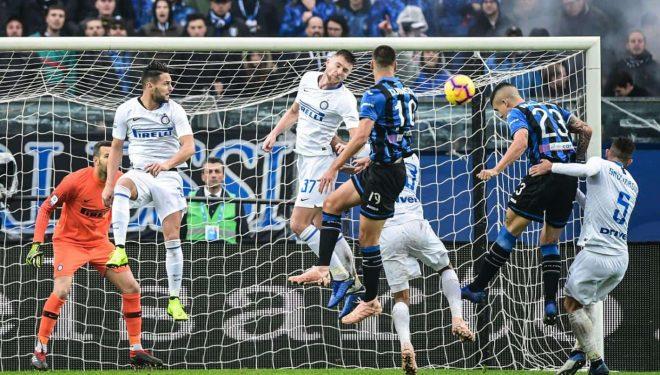 Vetëm barazim me Atalantan, dështon Inter