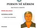 I kërkuar për vrasje nga hakmarrja, lajmëroni policinë nëse e shihni këtë person