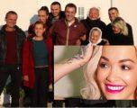 Familja Sala hyjnë në shtëpinë e re, e cila u rindërtua nga Rita Ora