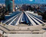 """""""Bloomberg"""" shkruan për transformimin e Piramidës: Tirana, një qytet i pastër, me administratë progresive"""