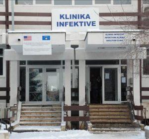 13 persona me gripin sezonal, katër prej tyre të shtrirë në Klinikën Infektive