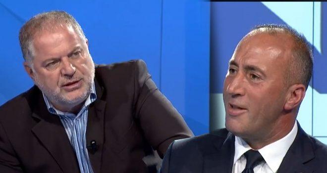 """Haradinaj përplaset me Baton Haxhiun: """"Ti ke qenë i përfshirë në ndarjen e Kosovës"""""""