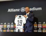 Janë  publikuar mesazhet, Bonucci e kishte kontaktuar një tifoz ultras të bardhezinjve pasi ishte kthyer nga Milani në Juventus