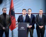 Cakaj: I falënderoj krerët e partive për marrëveshjen e unitetit për Preshevën