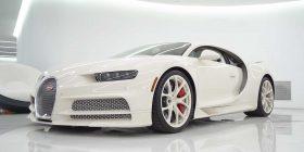 Bugatti Chiron Hermes me të gjitha aksesorët, një lodër për miliarderë (Fotot e rralla)