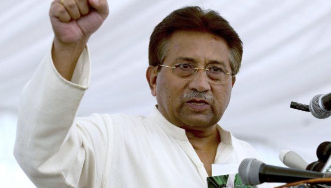 Bie vendimi për dënimin me vdekje të Musharrafit