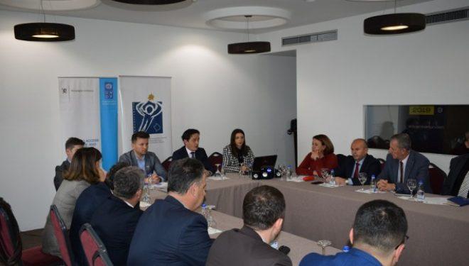 Platforma për të drejtat e njeriut u paraqit para gjyqtarëve