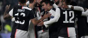 Juventus për statistika kundër Romës